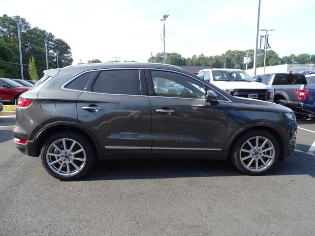 2019 Magnetic Gray Metallic Lincoln MKC Reserve 4 Door FWD SUV