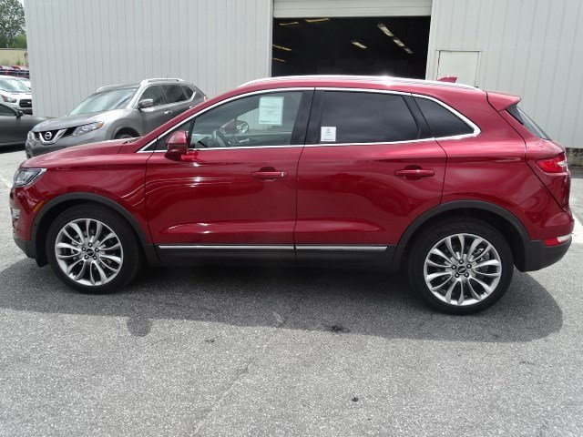 2018 Lincoln MKC Reserve 4 Door Automatic Intercooled Turbo Unleaded I-4 2.0 L/122 Engine