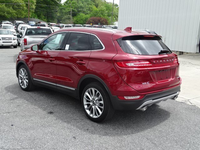 2018 Ruby Red Metallic Tinted Clearcoat Lincoln MKC Reserve Automatic SUV Intercooled Turbo Unleaded I-4 2.0 L/122 Engine FWD 4 Door