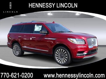 2019 Lincoln Navigator Reserve Twin Turbo Unleaded V-6 3.5 L/213 Engine Automatic 4X4 4 Door SUV