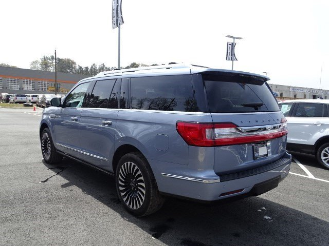 2019 Chroma Crystal Lincoln Navigator L Black Label 4 Door Automatic Twin Turbo Unleaded V-6 3.5 L/213 Engine 4X4 SUV
