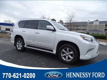 2016 Starfire Pearl Lexus GX 460 460 Premium Unleaded V-8 4.6 L/281 Engine SUV 4X4