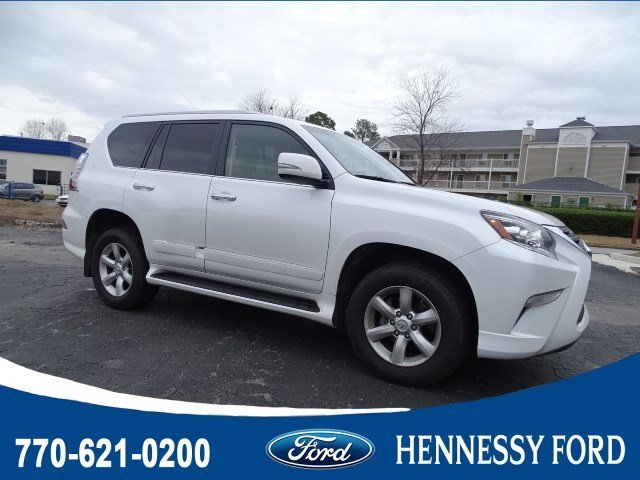 2016 Lexus GX 460 460 SUV 4X4 Premium Unleaded V-8 4.6 L/281 Engine Automatic