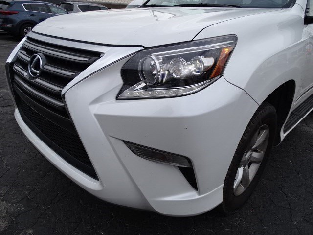2016 Starfire Pearl Lexus GX 460 460 SUV 4X4 Premium Unleaded V-8 4.6 L/281 Engine Automatic