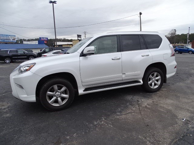 2016 Starfire Pearl Lexus GX 460 460 4X4 Premium Unleaded V-8 4.6 L/281 Engine 4 Door Automatic