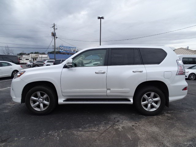2016 Starfire Pearl Lexus GX 460 460 Premium Unleaded V-8 4.6 L/281 Engine 4 Door Automatic SUV