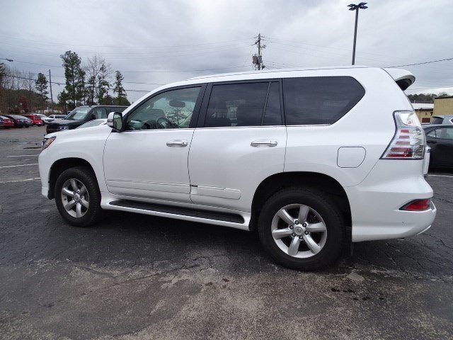 2016 Starfire Pearl Lexus GX 460 460 Automatic Premium Unleaded V-8 4.6 L/281 Engine 4 Door SUV