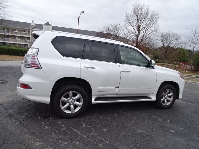 2016 Starfire Pearl Lexus GX 460 460 4X4 Premium Unleaded V-8 4.6 L/281 Engine Automatic SUV