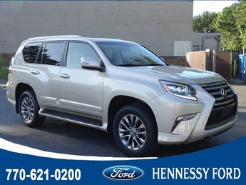 2016 Satin Cashmere Metallic Lexus GX 460 Luxury 4X4 SUV 4 Door