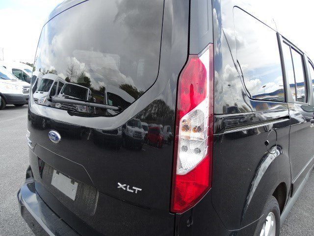 2018 Ford Transit Connect Wagon XLT Regular Unleaded I-4 2.5 L/152 Engine Automatic FWD 4 Door Van