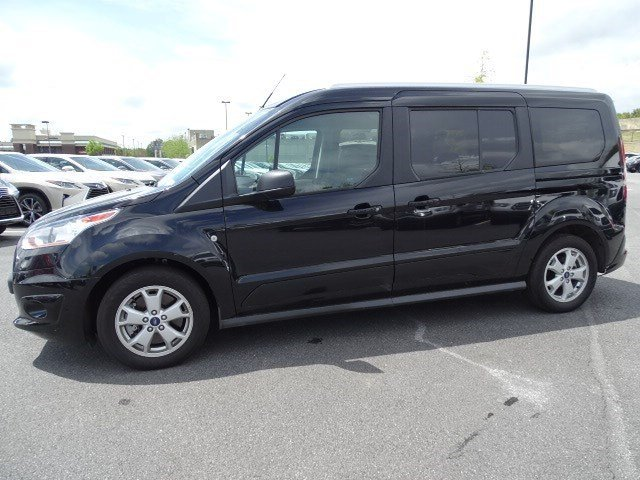 2018 Ford Transit Connect Wagon XLT Automatic 4 Door Van Regular Unleaded I-4 2.5 L/152 Engine FWD