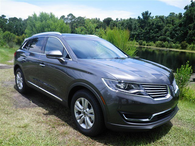 2018 Lincoln MKX Premiere SUV FWD 3.7L V6 Ti-VCT 24V Engine 4 Door