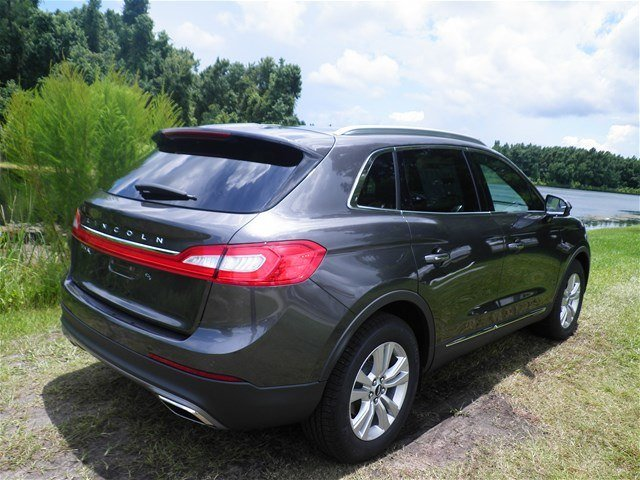 2018 Lincoln MKX Premiere 4 Door FWD SUV Automatic 3.7L V6 Ti-VCT 24V Engine