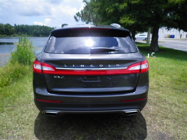 2018 Lincoln MKX Premiere SUV 3.7L V6 Ti-VCT 24V Engine Automatic 4 Door FWD