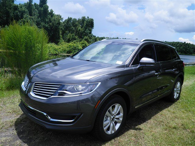 2018 Magnetic Gray Metallic Lincoln MKX Premiere 3.7L V6 Ti-VCT 24V Engine SUV FWD