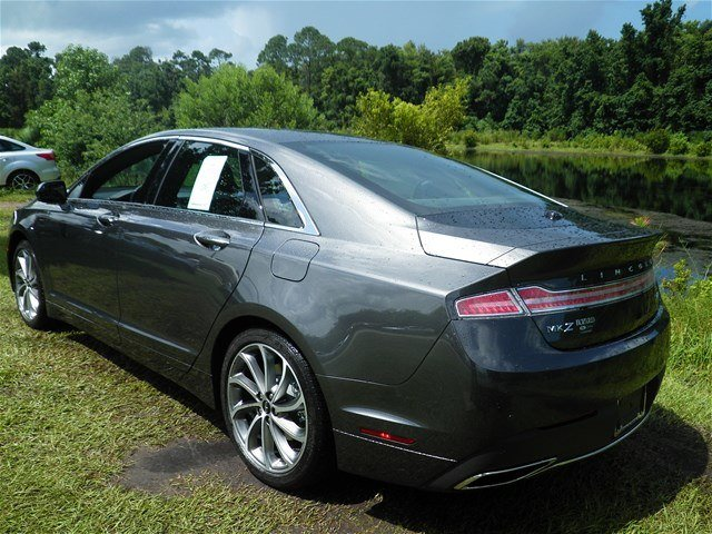 2018 Magnetic Gray Metallic Lincoln MKZ Premiere Sedan 4 Door Automatic