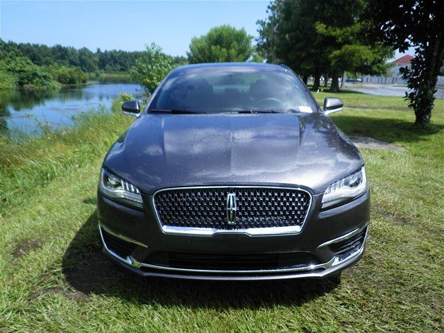 2018 Lincoln MKZ Premiere Automatic Sedan 2.0L Turbocharged Engine