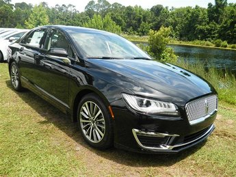 2018 Velvet Lincoln MKZ Select 4 Door 2.0L Turbocharged Engine Sedan Automatic