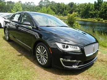 2018 Velvet Lincoln MKZ Select 2.0L Turbocharged Engine Sedan FWD Automatic 4 Door