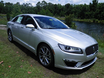 2018 Lincoln MKZ Select 2.0L Turbocharged Engine 4 Door Automatic Sedan