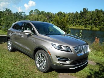 2019 Lincoln MKC Select 2.0L I4 Engine FWD SUV Automatic