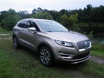 2019 Lincoln MKC Reserve 2.0L I4 Engine Automatic SUV FWD
