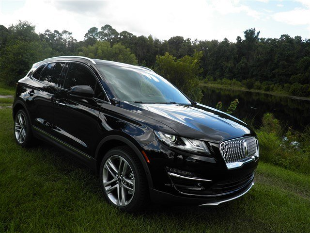 2019 Lincoln MKC Reserve Automatic 4 Door 2.0L I4 Engine AWD