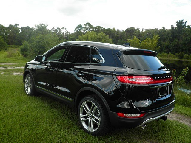 2019 Infinite Black Metallic Lincoln MKC Reserve AWD 2.0L I4 Engine Automatic 4 Door