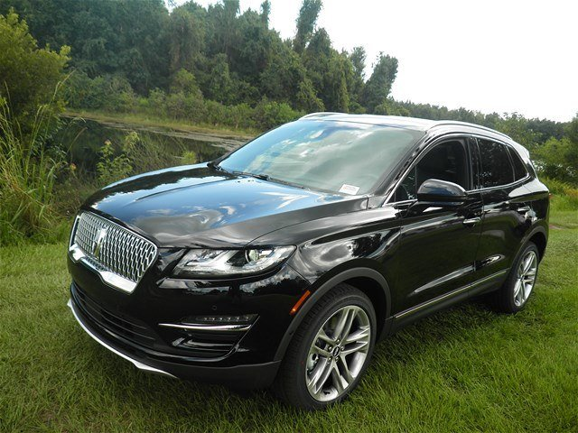 2019 Infinite Black Metallic Lincoln MKC Reserve Automatic AWD SUV 2.0L I4 Engine