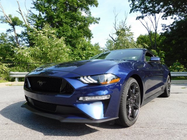 2018 Ford Mustang GT 2 Door Automatic Coupe RWD 5.0L V8 Ti-VCT Engine