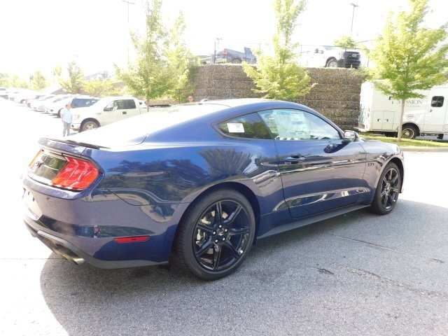 2018 Ford Mustang GT Automatic 2 Door RWD 5.0L V8 Ti-VCT Engine Coupe