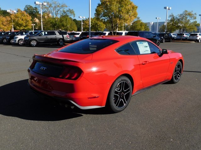 2019 Ford Mustang GT Manual RWD 5.0L V8 Ti-VCT Engine 2 Door