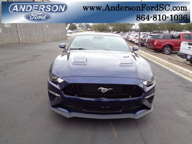 2019 Ford Mustang GT Premium Manual 5.0L V8 Ti-VCT Engine 2 Door RWD