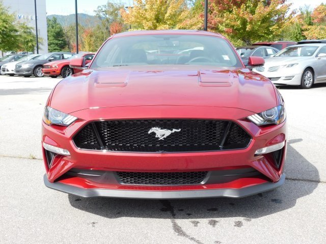 2019 Ford Mustang GT Premium Coupe Automatic 5.0L V8 Ti-VCT Engine 2 Door RWD