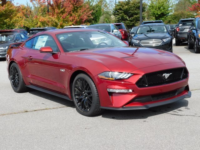 2019 Ford Mustang GT Premium Automatic 2 Door 5.0L V8 Ti-VCT Engine Coupe RWD