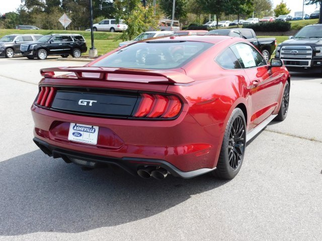 2019 Ford Mustang GT Premium RWD 2 Door Automatic Coupe 5.0L V8 Ti-VCT Engine
