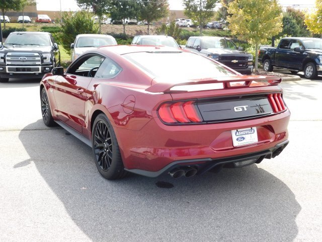2019 Ford Mustang GT Premium 5.0L V8 Ti-VCT Engine RWD 2 Door Automatic Coupe