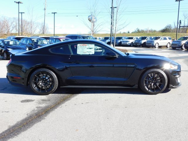 2018 Shadow Black Ford Mustang Shelby GT350 Coupe Manual 5.2L Ti-VCT V8 Engine 2 Door