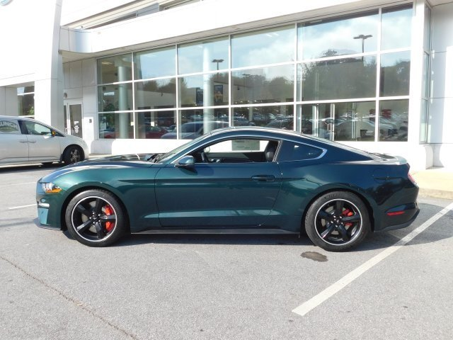 2019 Ford Mustang Bullitt 5.0L V8 Ti-VCT Engine Coupe Manual RWD