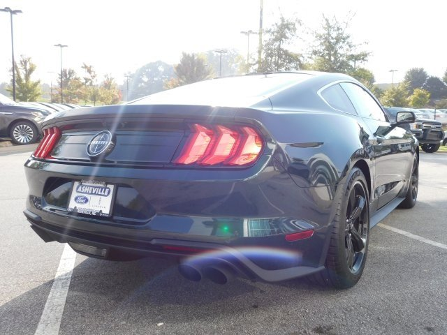 2019 Ford Mustang Bullitt Coupe Manual 5.0L V8 Ti-VCT Engine RWD