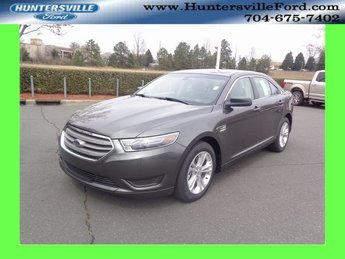 2018 Magnetic Metallic Ford Taurus SE 3.5L V6 Ti-VCT Engine 4 Door FWD Automatic Sedan