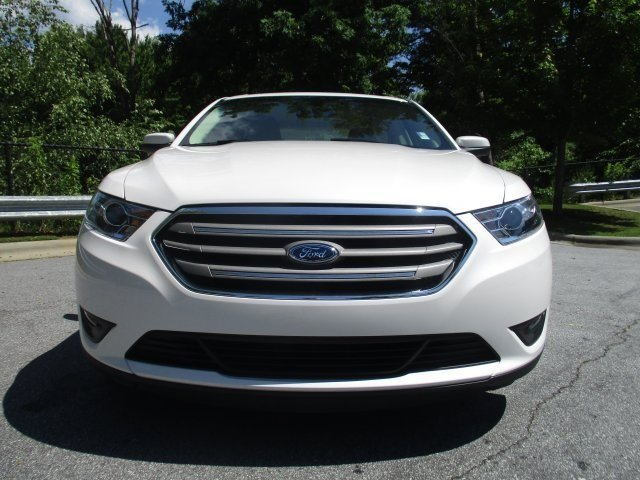 2018 Ford Taurus SEL FWD 3.5L V6 Ti-VCT Engine Automatic 4 Door Sedan