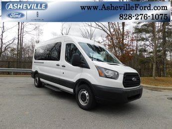 2019 Oxford White Ford Transit-350 XL Van 3 Door RWD Automatic
