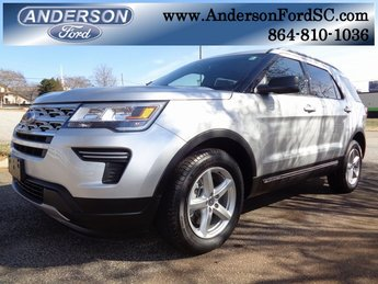 2019 Ford Explorer XLT SUV 3.5L V6 Ti-VCT Engine Automatic FWD 4 Door