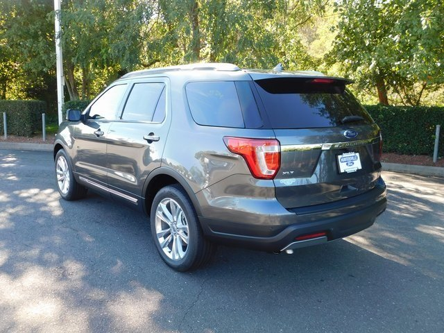 2019 Magnetic Metallic Ford Explorer XLT Automatic 4 Door 3.5L V6 Ti-VCT Engine SUV