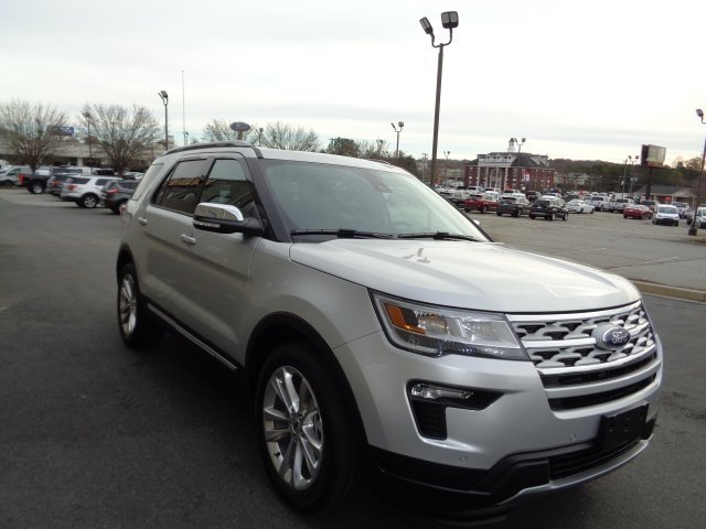 2019 Ford Explorer XLT FWD SUV 3.5L V6 Ti-VCT Engine Automatic 4 Door