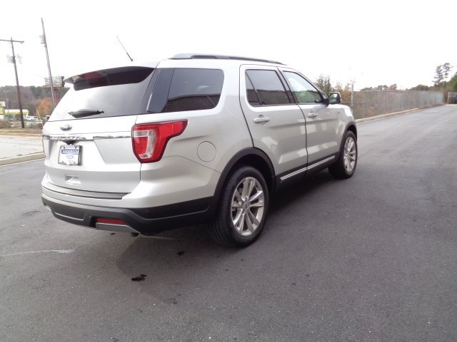2019 Ford Explorer XLT 3.5L V6 Ti-VCT Engine FWD 4 Door Automatic SUV