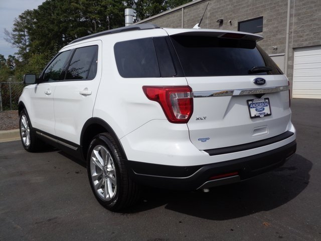 2019 Ford Explorer XLT SUV Automatic 4 Door FWD