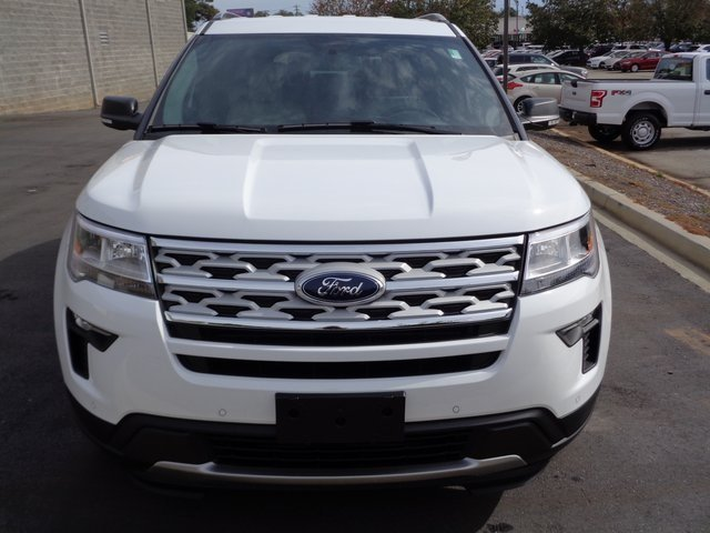2019 Ford Explorer XLT SUV FWD 3.5L V6 Ti-VCT Engine Automatic