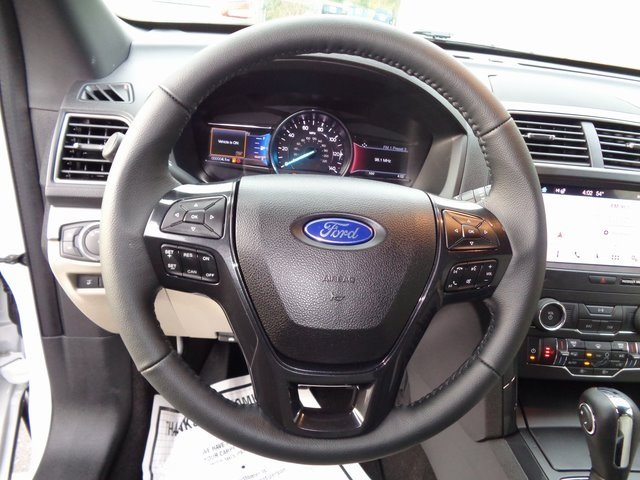 2019 Ford Explorer XLT 4 Door Automatic 3.5L V6 Ti-VCT Engine FWD